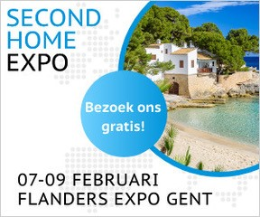 Second Home Gent 2020 Februari
